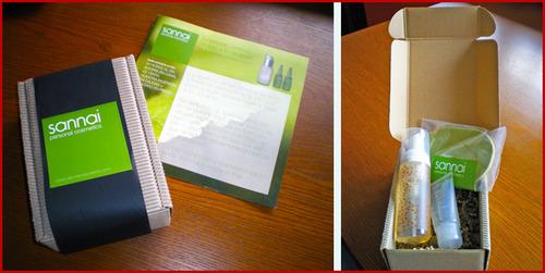 Packaging de sannai