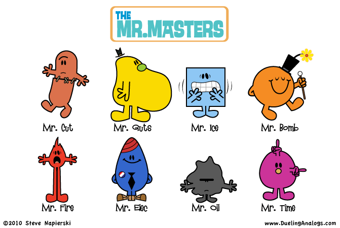 The Mr. Masters