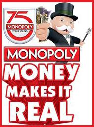 Concurso Monopoly