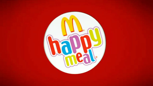 Happy Meal McDonalds