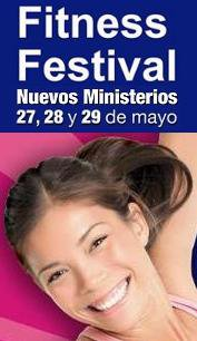Fitness Festival, del 27 al 29 de mayo