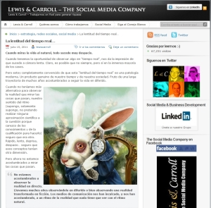 Blog Lewis&Carroll