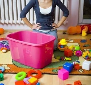 Reciclaje de juguetes. Imagen tomada del blog Bebesblog