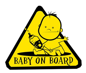 Baby on board © Juan Luis Muñoz López