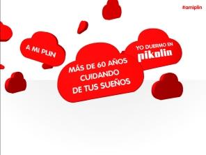 Campaña A mi plin, de Pikolin