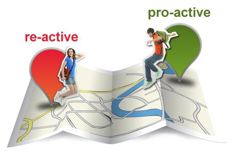 Teenscrío: seguimiento reactivo y proactivo